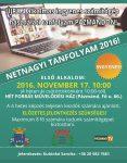 Netnagyi tanfolyam! @ Hét Forrás Művelődési Ház