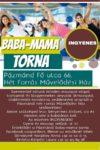 Ingyenes Baba-mama torna @ Hét Forrás Művelődési Ház