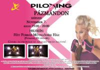 Piloxing Pázmándon @ Hét Forrás Művelődési Ház