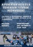 Fehérvár AV19 jégkorongcsapat a Sportközpontban @ Pázmándi Sportközpont