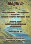 Jambrik József hobbi-festő kiállítása @ Hét Forrás Művelődési Ház