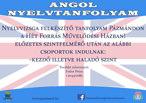 angol2018 plakat
