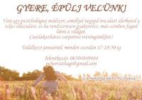 Gyere épülj velünk! @ Pázmándi Pitypang Óvoda és Bölcsőde